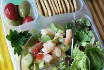Lunch Ideas for Me!