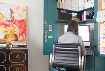 Small home office / by Brian Werner
