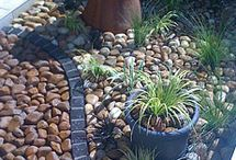 Landscaping ideas / by Esther Gonzalez