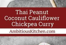 Cauliflower Recipes / Delicious and healthy cauliflower recipes to make for weekday meals.