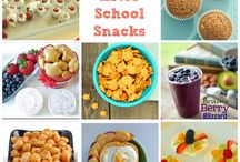 School Snacks and Lunches