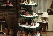 Weihnachten Pyramide