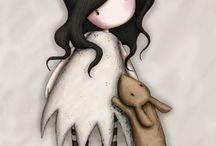 Ilustración / by Esther Bescós