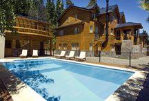 Nuestro Hotel / Le Temps des Cerises es el lugar ideal para alojarte en San Martin de los Andes ...