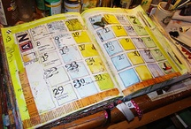 Journal: Calendars / by Amy L0uAldaMay