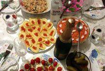 Russisches Essen und Trinken / Wie der Name schon sagt, Fotos von Speisen und Getränken in Russland