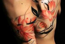 New tattoo ideas left leg