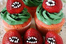 Хеллоуин сладости