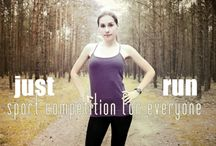 MY TRAININGS / Running, workouts, healthy lifestyle, sporty outfits and motivational sayings
