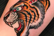 tattoo tiger