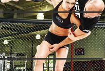 Martial arts / by Leo D. Peralta
