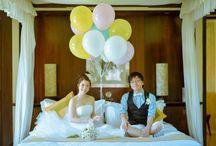 バリ島 ウェディング | Bali Wedding Photo / バリ島で実際に行われた前撮り、後撮り、フォトツアーなどロケーションフォト撮影を特集しています!Prewedding Photos in Bali