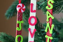 Χριστουγεννιάτικες κατασκευές