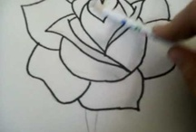 Draw - How to........ / by Paul Reeff
