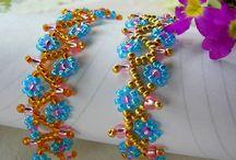 Beaded Bracelet / Bracelet