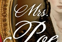 Mrs. Poe / A writer and his demons. A woman and her desires. A wife and her revenge... http://mrspoebook.com