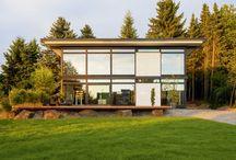 HUF Haus modum: mit Flachdach / Die neue Baulinie von HUF HAUS: HUF Haus modum: