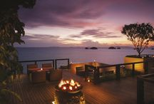 Restaurants & Bars / Conrad Koh Samui offers an incredible choice of culinary delights to fulfill your every desire. The resort's restaurants use only the freshest local, imported and organic ingredients, prepared at their prime, to please even the most avid gourmet.