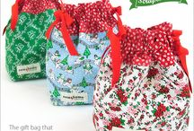 sewing gift bags