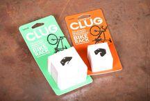 Hornit CLUG - The World's Smallest Bike Rack