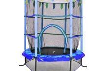 Trampolíny pro děti/Trampolines for kids / Tady můžete najít spousty trampolín pro vaše děti