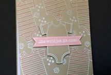 Baby Cards / To see Baby cards that I create using Stampin' Up! products, visit my blog www.simplestampin.com Susan Itell, Independent Stampin' Up! Demonstrator