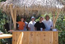 build your own beach bar