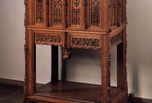 middle age furniture