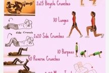 Things to help kick my butt / by Melissa Kossmann