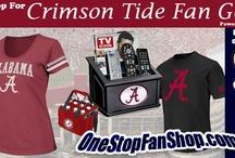 Alabama Crimson Tide Fan Gear