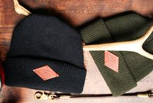 The Real Intellectuals Beanies / Warm your head with the Real Intellectuals beanies. 100% Acrylic. Available in two colors.