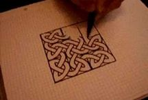 Celtic knot design / Designs