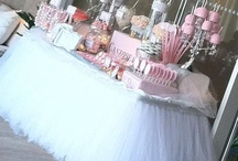 Candy themed 6th birthday