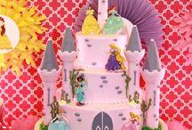 Princess party ideas / by Megan Langrum