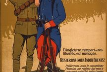 Vintage Military Posters / Different themes around veterans in the military