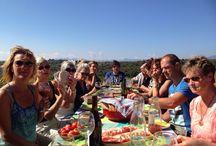 Excursie Mas Torres / Oude wijngaard