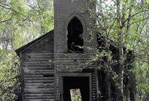 old lost buildings