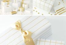 Wrapping Presents Ideas / by Stacey Wurtz