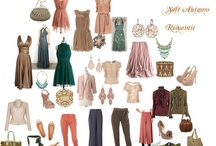 Autumn tone fashion