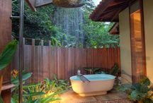 outdoor Brazil house
