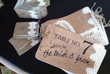 Ashleys Wedding Ideas / by yannette millhouse