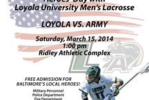 Promotions / Whats going on at Greyhound games?! / by Loyola Greyhounds