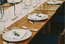 Wokół stołu / inspirujące dekoracje stołu, nakrycia stołowe, zastawa stołowa, akcesoria kuchenne, tekstylia. Dekoracje stołu na każdą okazję