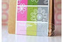 Card making / Greeting cards