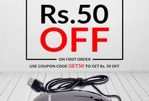 Offers / You can get amazing offers on all products only from Ruby Shopie...