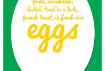 Eat: Eggs