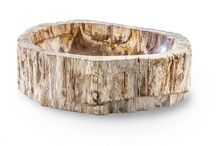 Lavabi di Design washbasin wood Xlab la fabbrica delle idee / lavabi da bagno