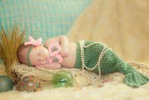 Baby Girls First Photos