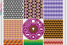 Patterns by LCD#1