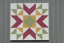Barn Quilts I Like